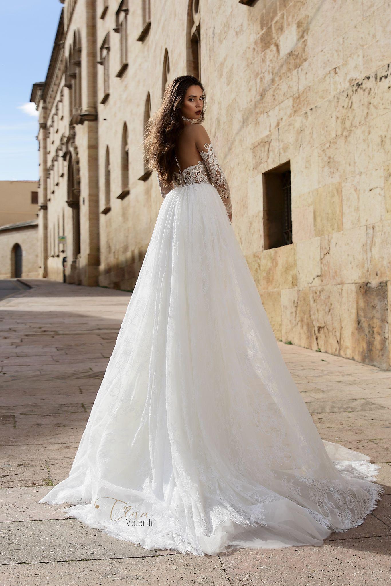 VIRGINIA – Tina Valerdi - Suknie ślubne