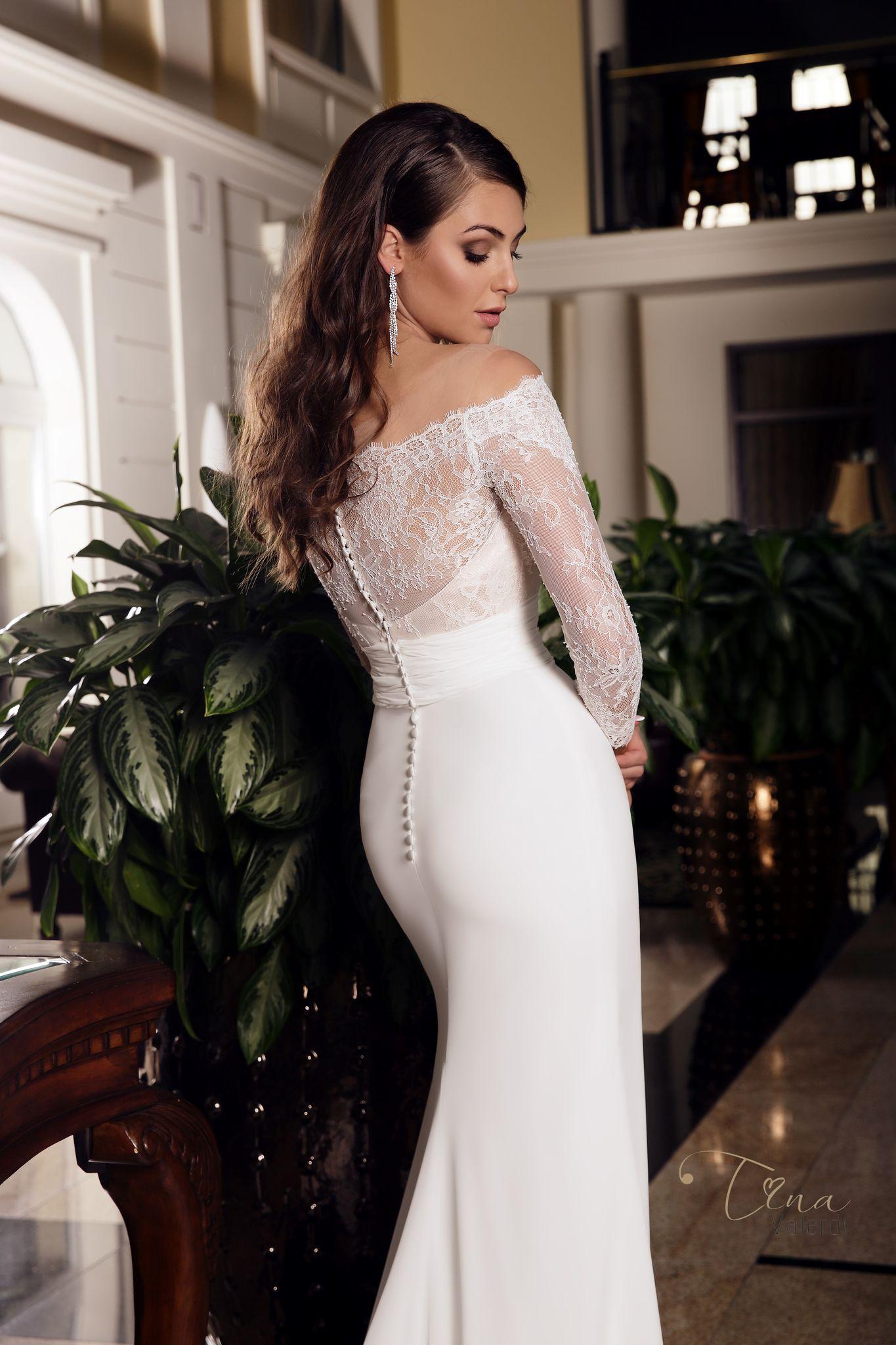 MONIKA – Tina Valerdi - Suknie ślubne