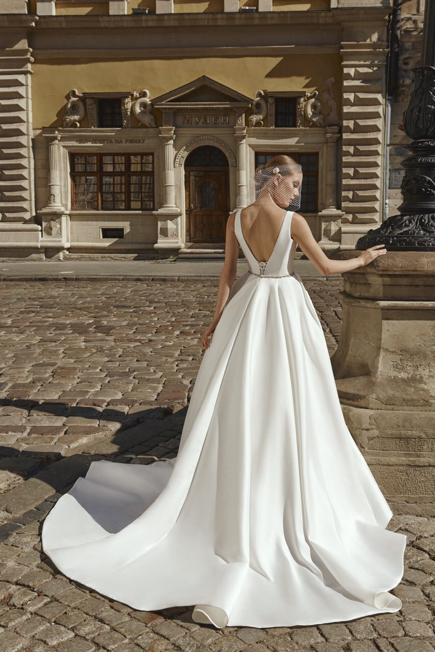 Maxima – 4719 - Suknie ślubne