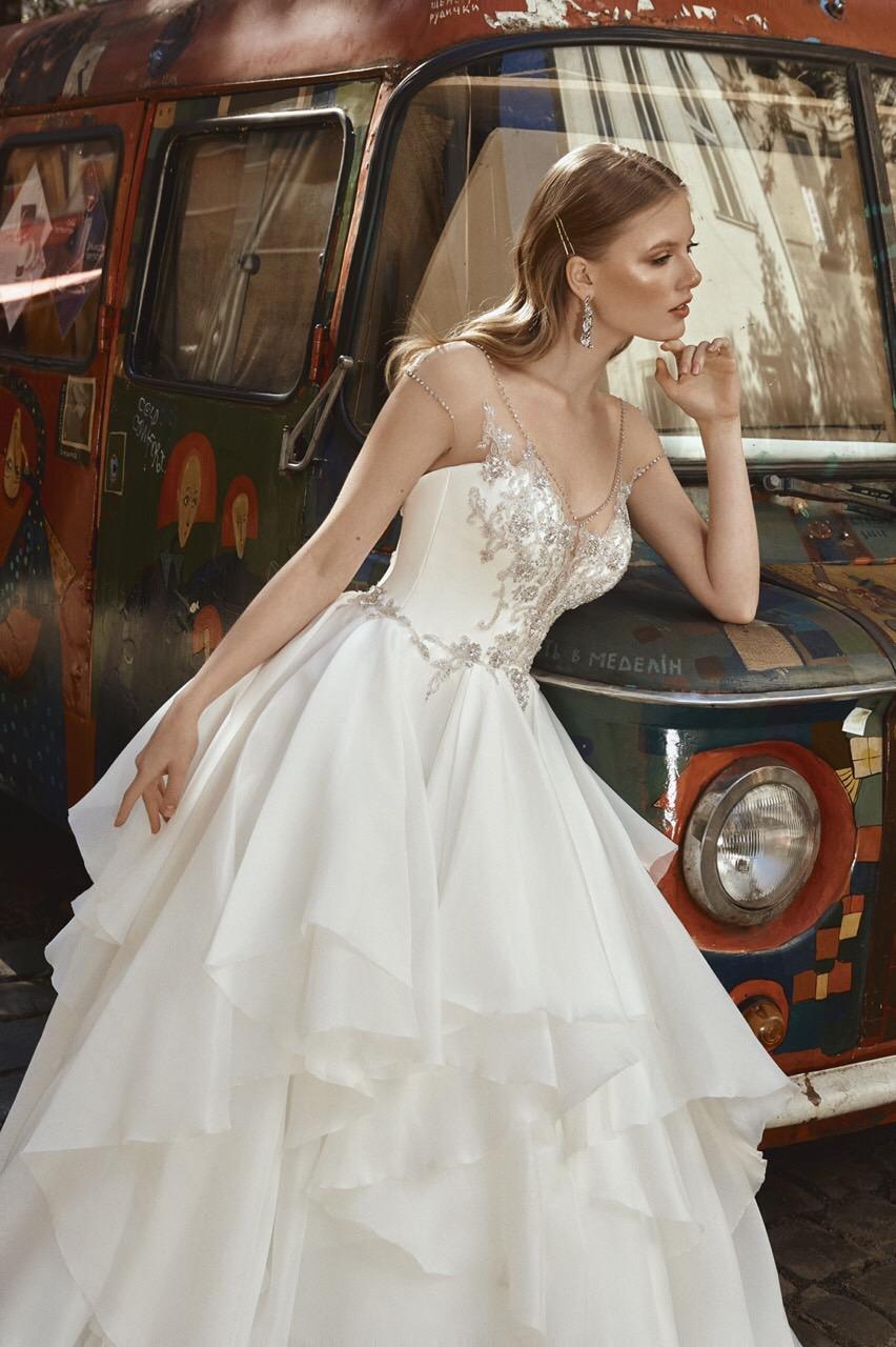 Maxima – 2919 - Suknie ślubne
