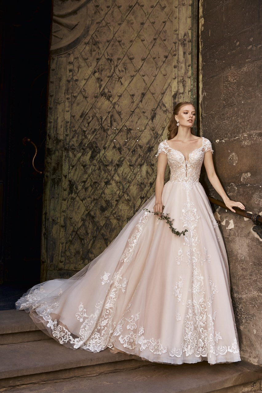 Maxima – 2119 - Suknie ślubne