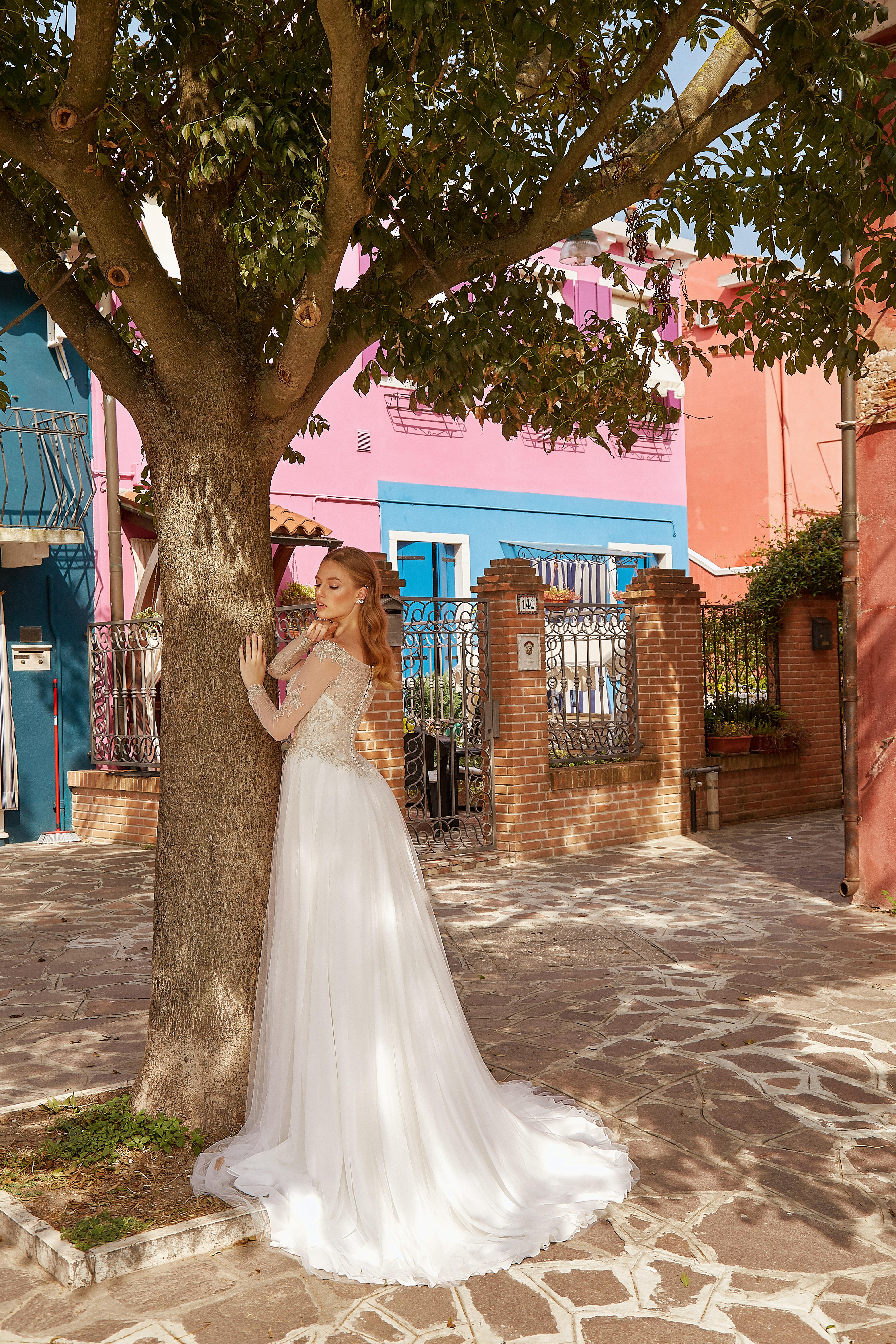 Maxima – 0119 - Suknie ślubne