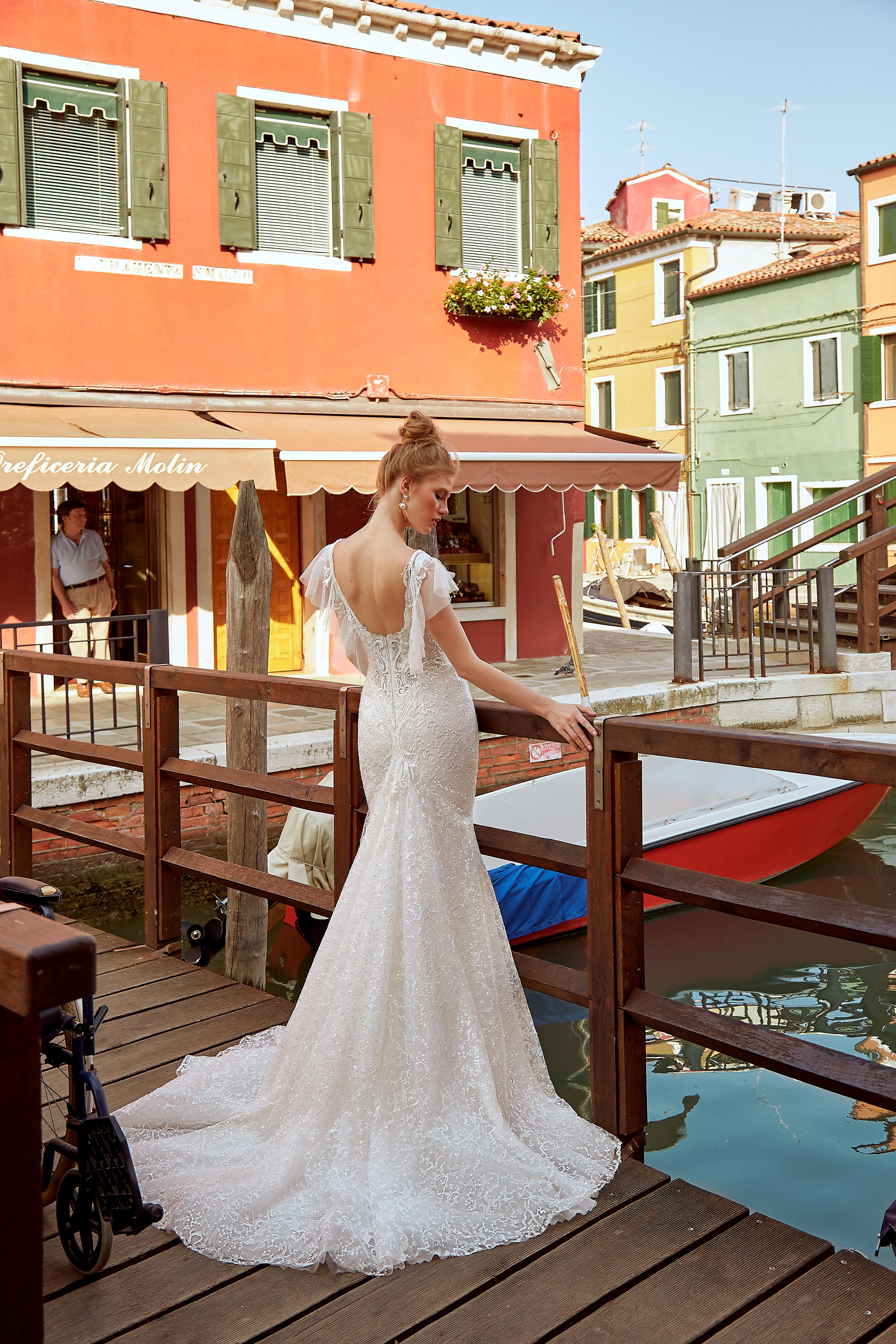 Maxima – 2619 - Suknie ślubne