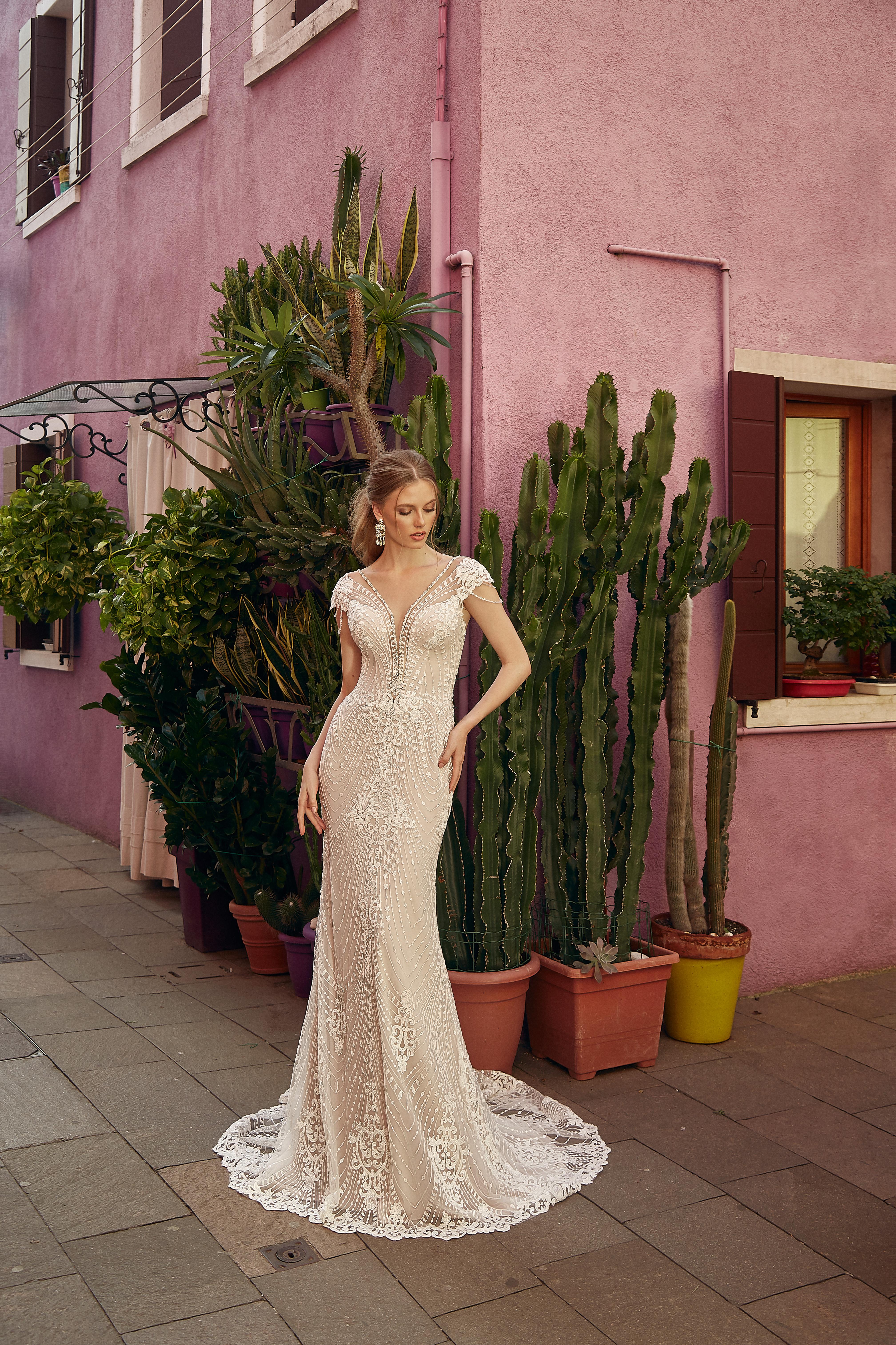 Maxima – 4019 - Suknie ślubne