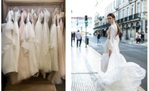Wedding dresses from Evita Krakow