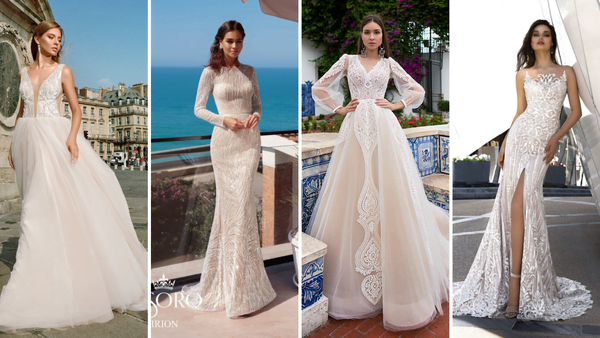 Bridal dresses from Evita Krakow