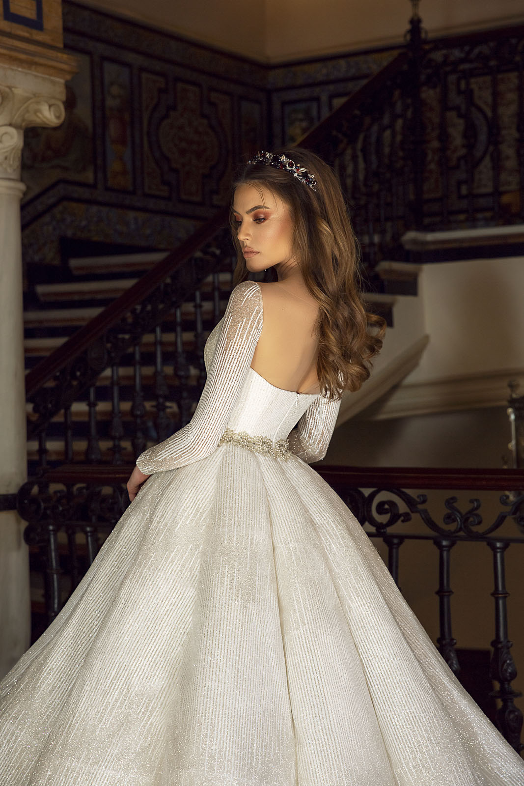 BRIDGET-Maks Mariano-Tina Valerdi - Suknie ślubne