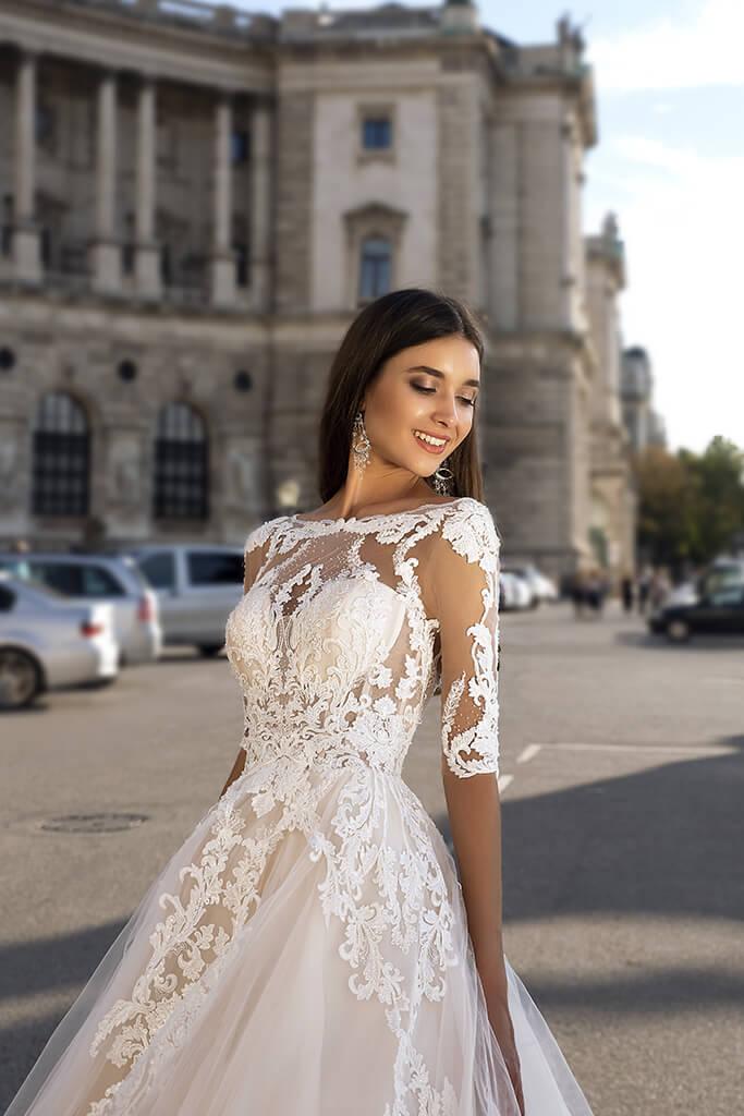 Salma-Oksana Mukha - Suknie ślubne