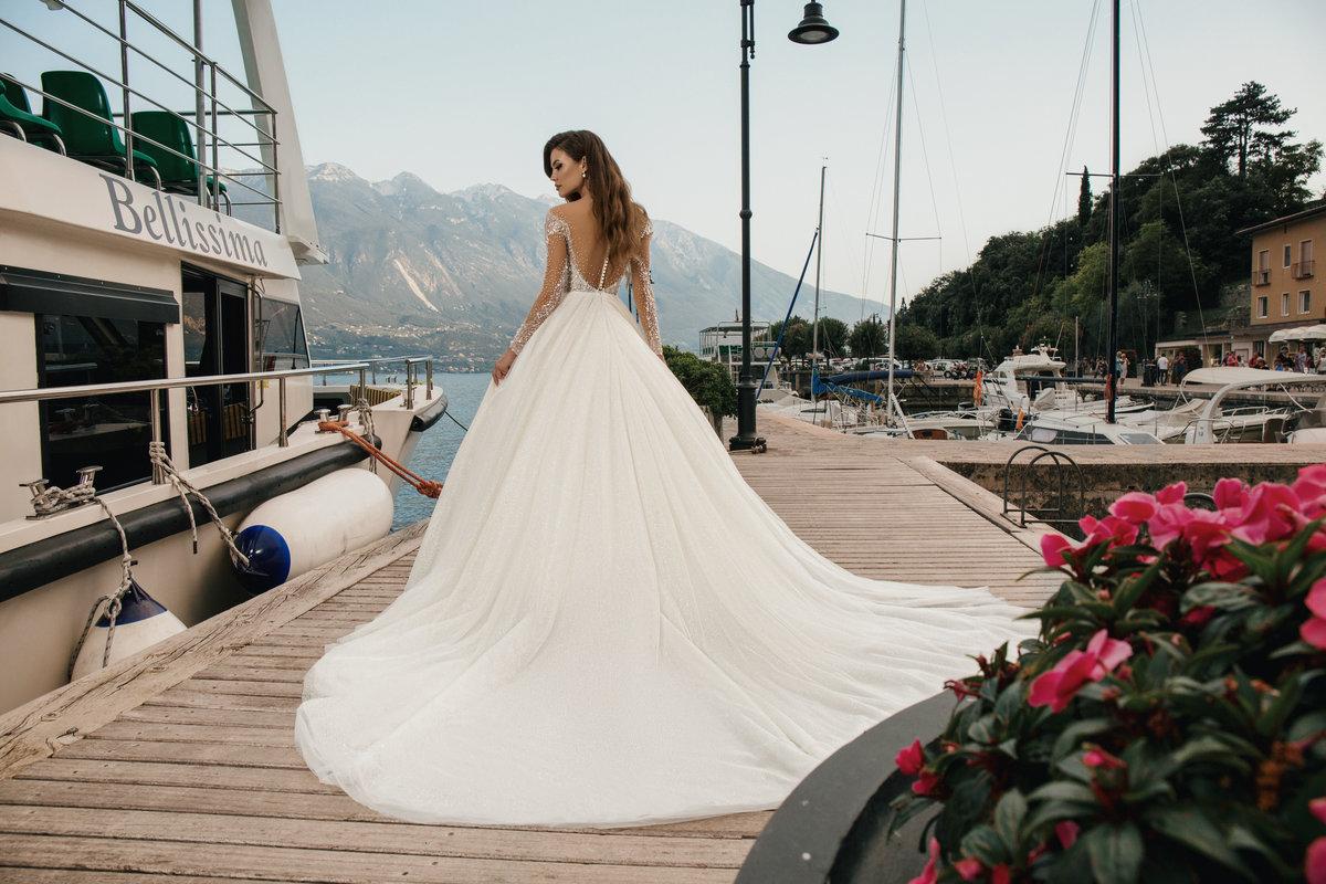 THELMA-Mistrelli - Suknie ślubne