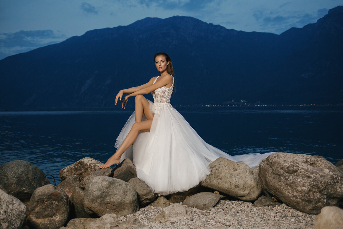 SAYLOR-Mistrelli - Suknie ślubne