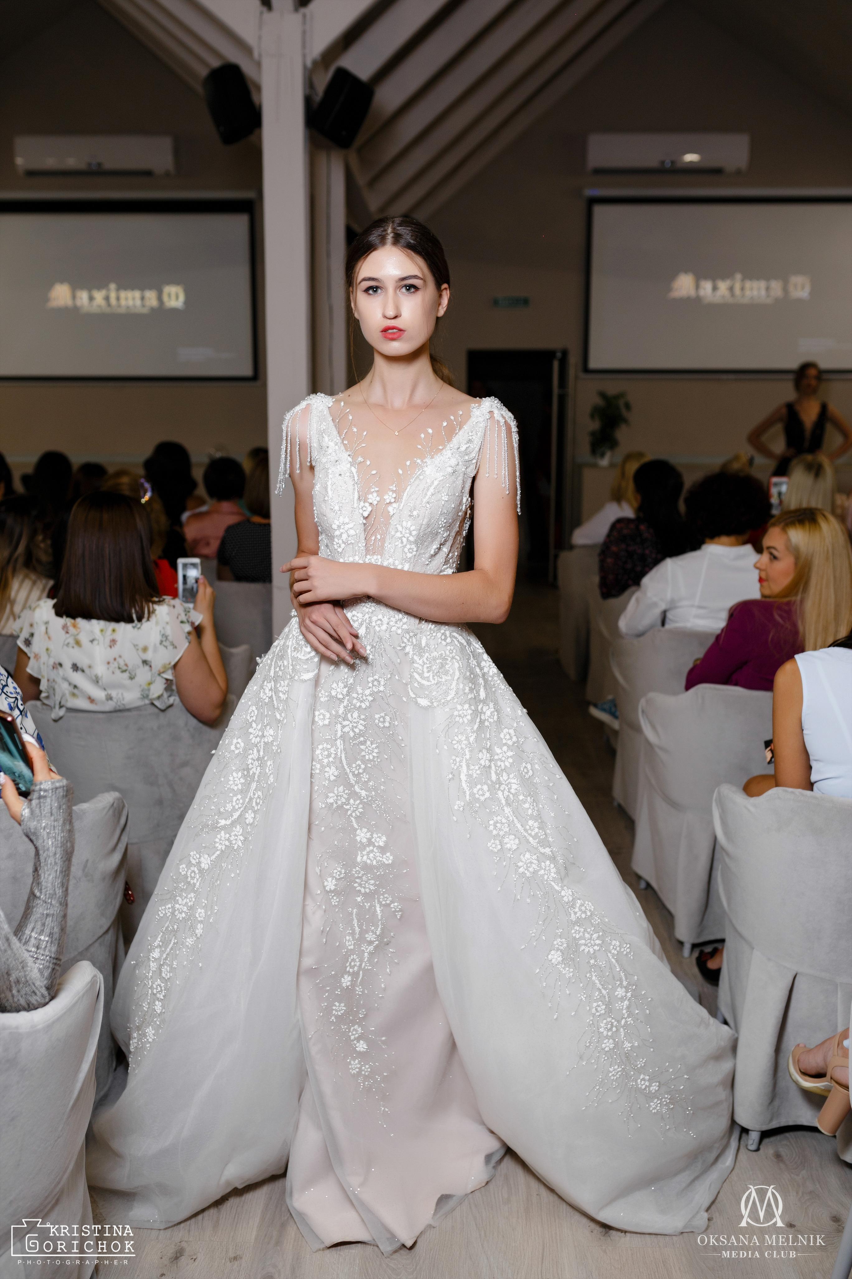 Maxima 1320 - Suknie ślubne