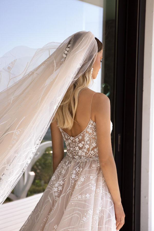 CLAIRE-Tina Valerdi - Suknie ślubne