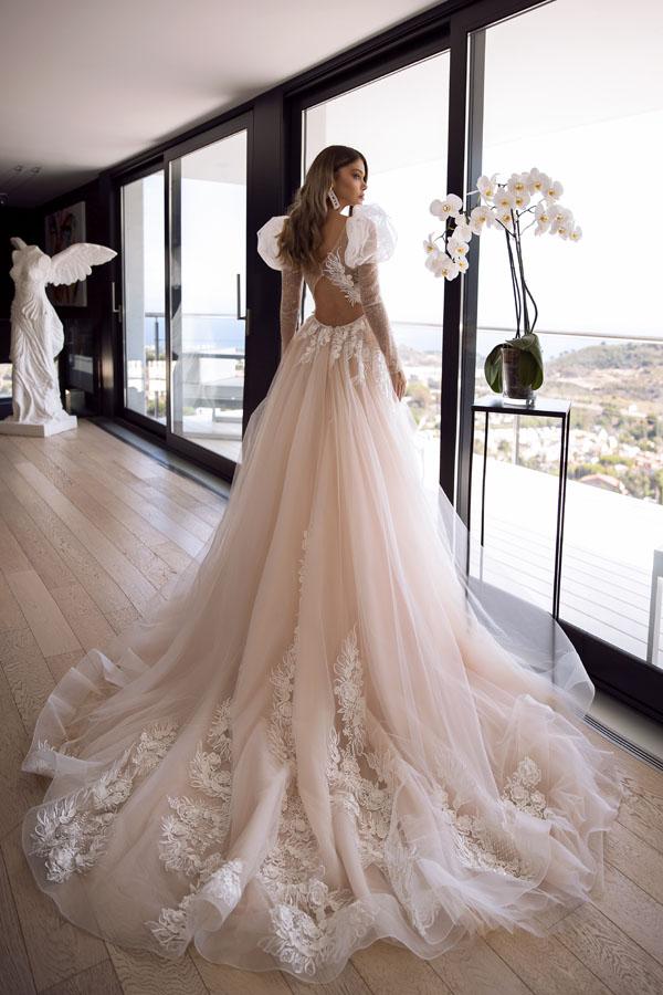 DIVA-Tina Valerdi - Suknie ślubne