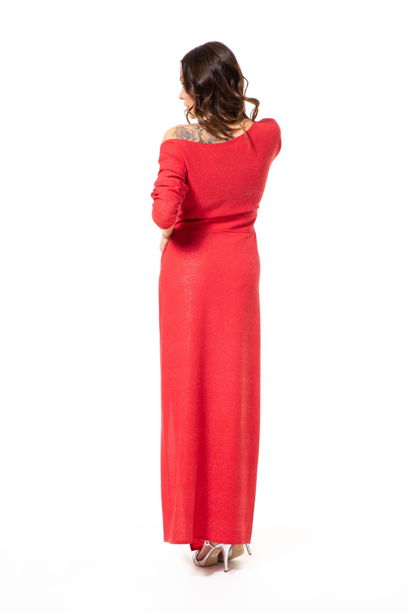 Suknia wieczorowa ELIZA - Czerwone
