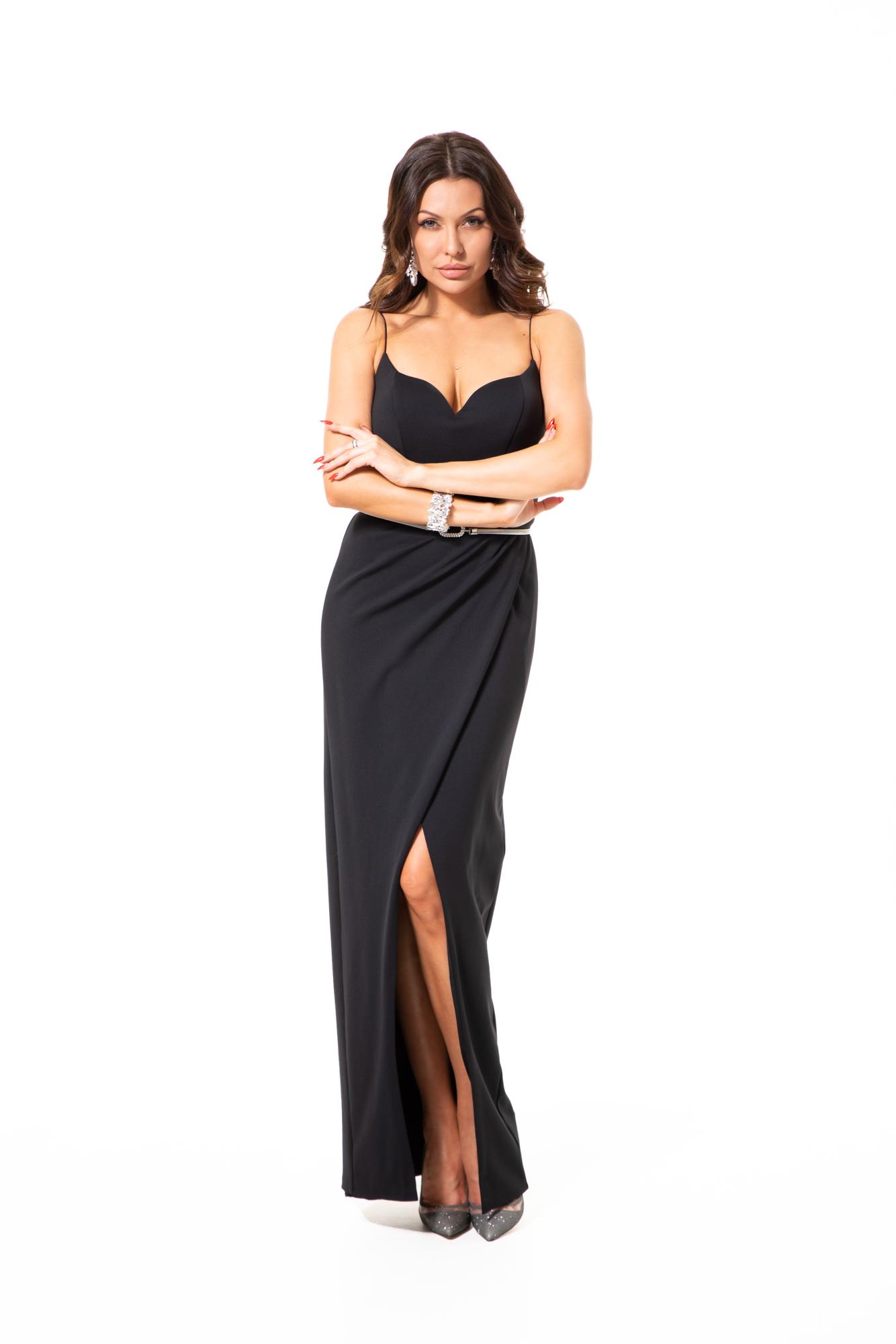 Suknia wieczorowa EMMA - Czarne