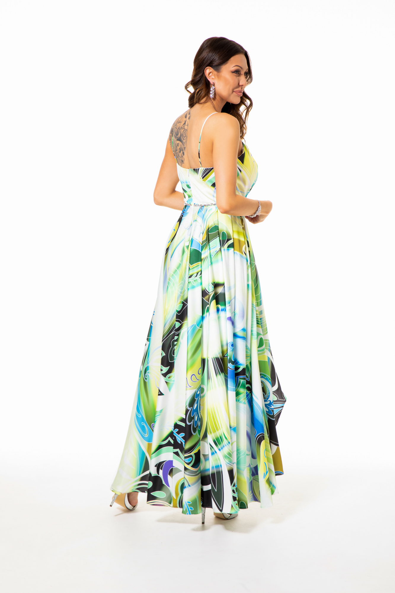 Suknia wieczorowa FLAWIA - Suknie dla Druhen