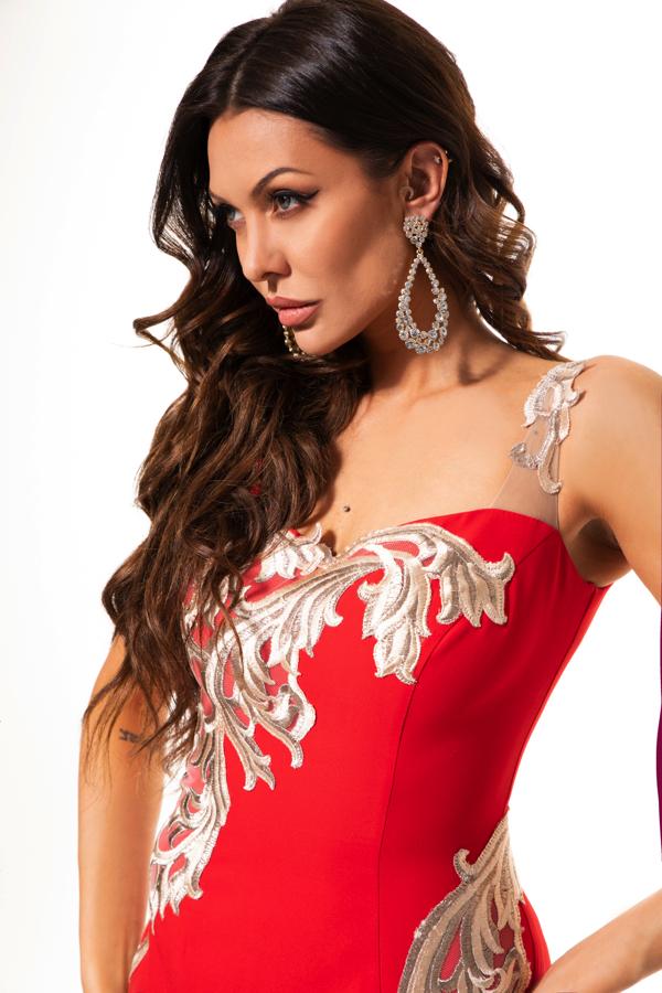 Suknia wieczorowa LAURA - Suknie dla Druhen