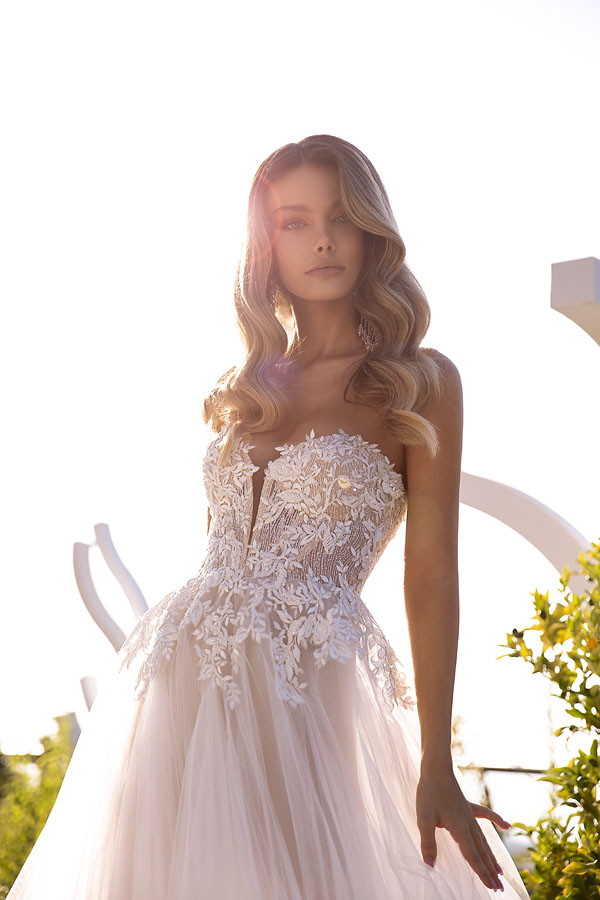 MIREIA-Tina Valerdi - Suknie ślubne