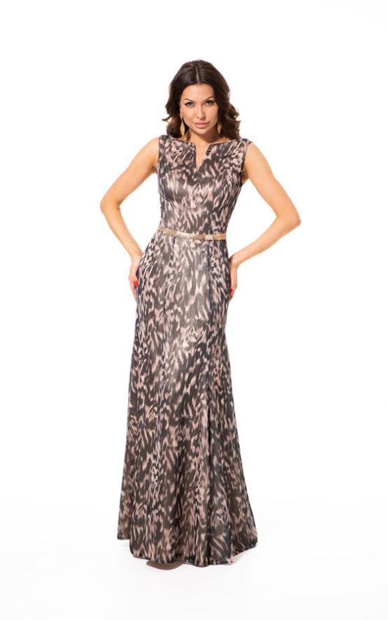 Suknia wieczorowa PANTERA