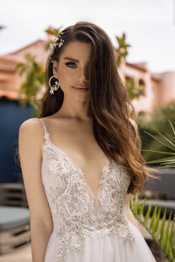 DAISY-Tina Valerdi - Suknie ślubne