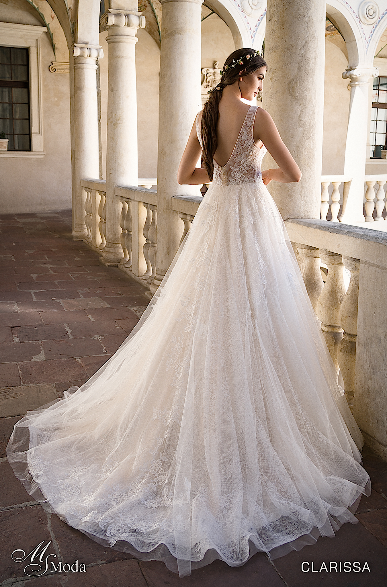 CLARISSA-MS Moda - Suknie ślubne