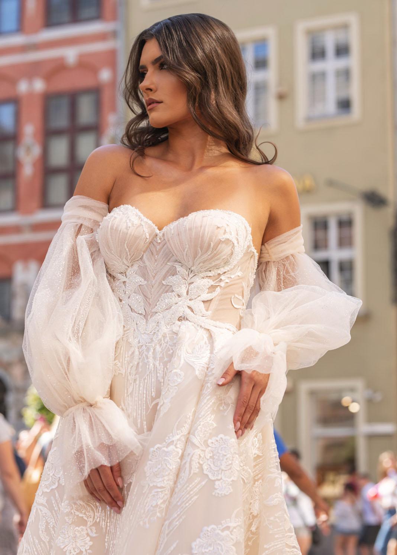 0121 - Suknie ślubne
