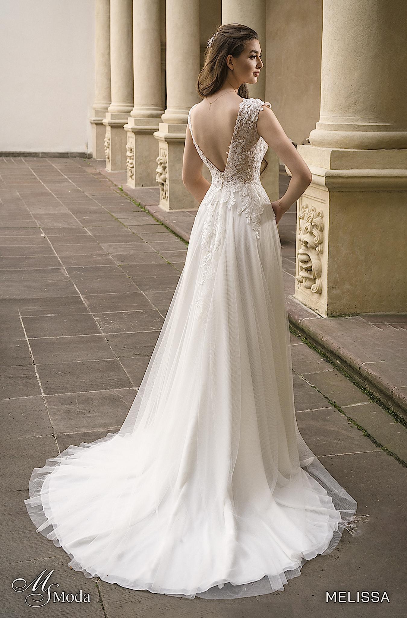 MESLISSA-MS Moda - Suknie ślubne